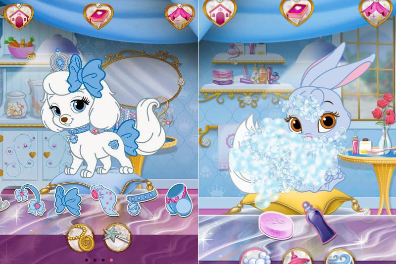 Disney Palace Pets App Princess On Your Mobile
