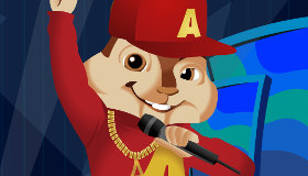 Alvin And The Chipettes Game - My Games 4 Girls