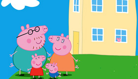 Peppa Pig At School Game My Games 4 Girls Html5