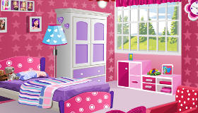 Decorate Barbie's Room Game - My Games 4 Girls
