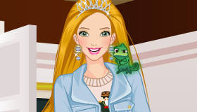 Modern rapunzel dress up game my games 4 girls