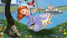 Spot The Difference With Sofia The First Game My Games 4